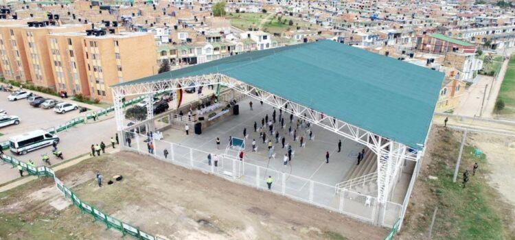 En Tunja se inauguró Centro de Integración Ciudadana -CIC- que beneficiará a más de 9 mil personas