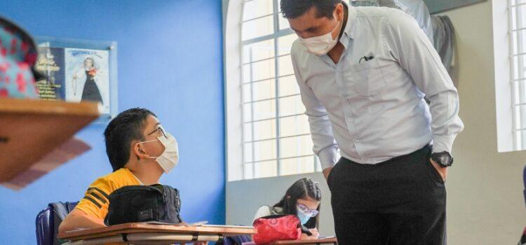 Alcaldía de Bucaramanga habilitó a 25 colegios más del sector privado para iniciar alternancia escolar