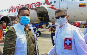 Rionegro inicia plan de vacunación contra Covid19 con las primeras dosis