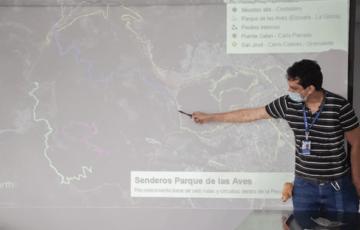 Alcaldía de Villavicencio inició la georreferenciación de senderos ecológicos que ampliarían la oferta turística en la ciudad