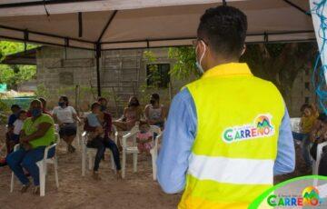 Alcaldía de Puerto Carreño realiza jornadas informativas sobre protección al menor y resolución de conflictos