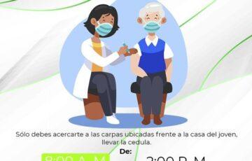Inició la vacunación de mayores de 75 años por covid19 en Puerto Carreño