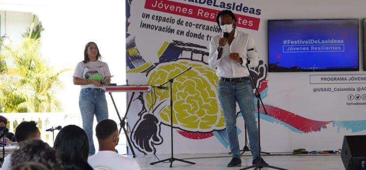 Alcaldía de Cartagena forma alianzas con organizaciones internacionales para impulsar el emprendimiento e iniciativas sociales de los jóvenes