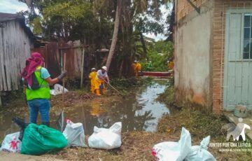 Alcaldía de Leticia pide a los ciudadanos cuidar las cuencas hídricas y no arrojar basuras