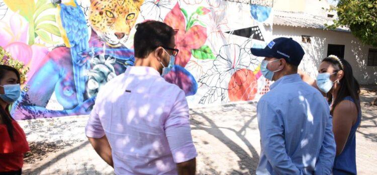Centro de Valledupar se transformará en un distrito artístico y cultural