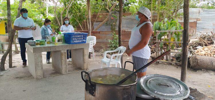 La alcaldía de Sincelejo continúa realizando jornadas de sensibilización ambiental para el manejo de residuos sólidos