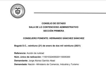 Consejo de Estado declara legales las exigencias del Decreto 1879 de 2008 para operar establecimientos comerciales