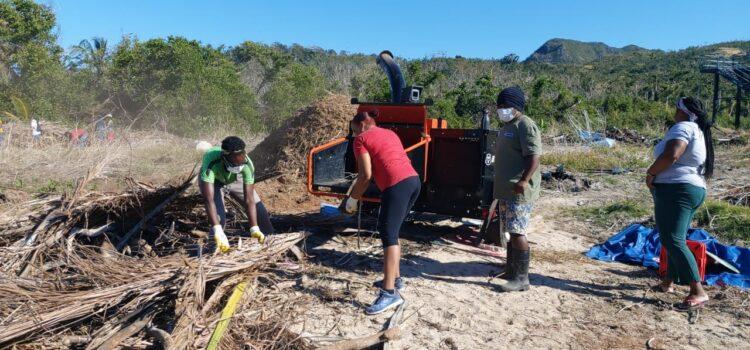 Autoridades de Providencia adelantan jornadas de limpieza en las playas