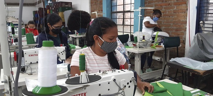 Secretaría de Desarrollo Económico de Cali resalta la labor de las mujeres durante la pandemia