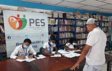En Cartagena, PES y Comfenalco llevaron Unidad Móvil de la Agencia de Empleo a Fredonia