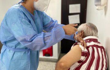 Barranquilla continúa la vacunación COVID-19. Llegaron otras 4.680 dosis