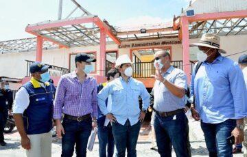 Ministerio del Interior invertirá 35 mil millones de pesos en la reconstrucción de Providencia