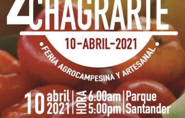 El 10 de abril se realizará la segunda Feria Agrocampesina – Artesanal Chagrarte en Leticia