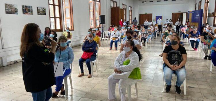 En Cúcuta, la 'ruta del empleo' contribuye al cierre de brechas de género en el área laboral