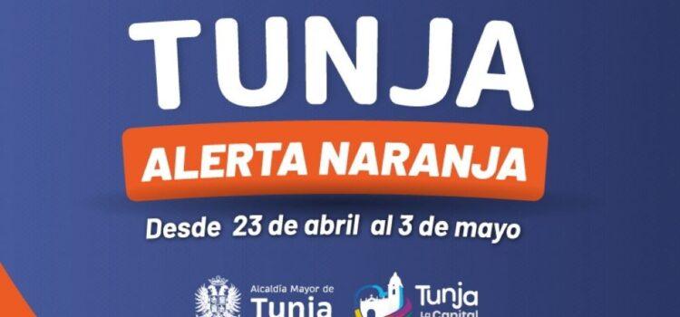 En Tunja se adoptan medidas urgentes para disminuir el riesgo de contagio por COVID-19