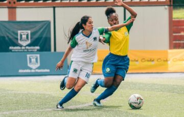 Manizales acoge la realización de dos torneos de fútbol bajo estrictos protocolos de bioseguridad