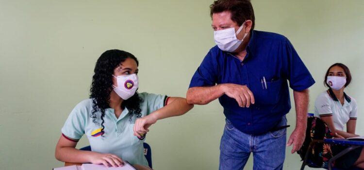 Alcaldía de Sincelejo solicita a ministerios de educación y salud postergar retorno a alternancia