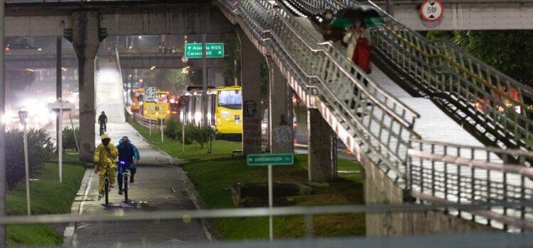 Bogotá tendrá restricción total a la movilidad entre el 10 y 13 de abril de 2021
