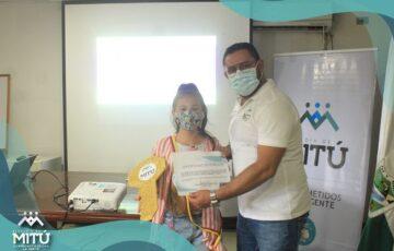 """En Mitú se conformó el gabinete de """"alcalde por un día"""" en el marco de la Estrategia Crianza Amorosa + Juego"""