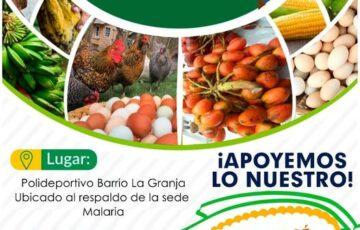 La Alcaldía de San José del Guaviare invita a la ciudadanía a participar del Mercado Campesino