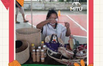 Se realizó la primera feria de artesanos en Mitú