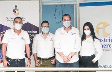 Se abrió oficina enlace de las Superintendencias de Servicios Públicos Domiciliarios y de Industria y Comercio en Riohacha
