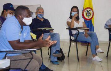 Iniciaron las mesas de participación y concertación de iniciativas y proyectos financiados a través del Sistema General de Regalías en Puerto Carreño