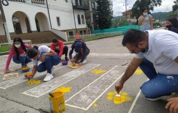 Con campañas pedagógicas, la Alcaldía de Mocoa sensibiliza a conductores sobre el cuidado a los animales en la vía