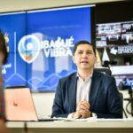 Alcalde de Ibagué busca alianzas con el Gobierno Nacional, para implementar nuevas medidas que permitan fortalecer la empleabilidad en la ciudad