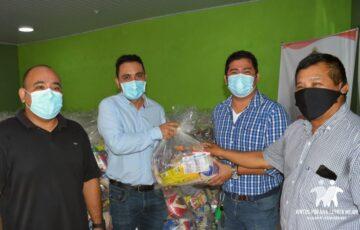 Alcaldía de Leticia entregó ayudas humanitarias a comunidades vulnerables