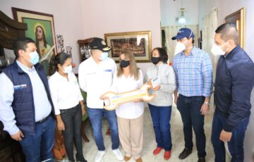 """100 familias de Rionegro mejoraron su calidad de vida gracias al programa """"Casa Digna, Vida Digna"""" de Min. Vivienda"""