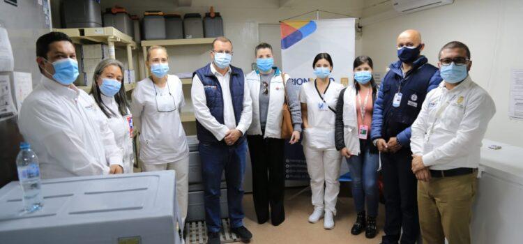 En Rionegro se completaron 26.872 dosis de vacuna contra el Covid19