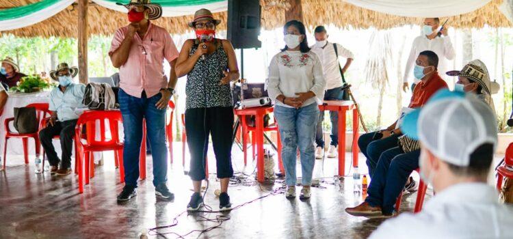Alcalde comprometido con las comunidades indígenas de Sincelejo