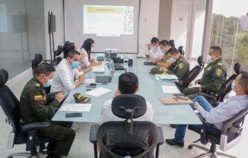 Alcaldía desarrolló comité de orden público de Sincelejo