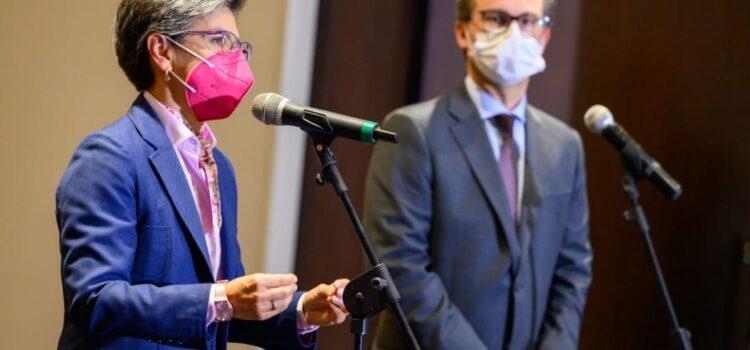 Alcaldesa presentó propuesta para reabrir Bogotá responsablemente desde junio 8