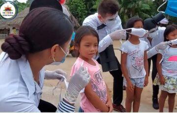 La Alcaldía de Inírida realiza jornadas pedagógicas para prevenir contagios por covid19