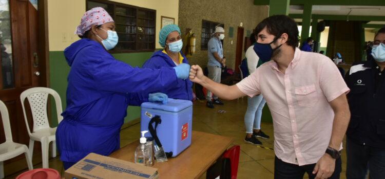 Alcaldía de Barranquilla habilita nuevo punto de vacunación contra el COVID-19 en el barrio Rebolo