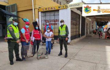 La Alcaldía de Uribia adelanta jornadas pedagógicas sobre protección y tráfico ilegal de especies silvestres