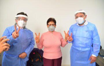 Tunja se une a la jornada nacional de vacunación contra Covid-19 para mayores de 55 años