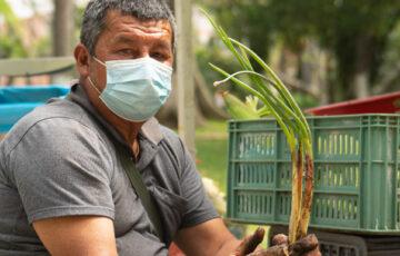 Con la Feria de las Cosechas, Bucaramanga le apuesta a comercializar los productos del campo