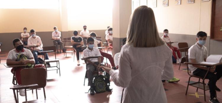 Colegios de Bucaramanga retomarán clases, bajo el esquema de alternancia, a partir de julio