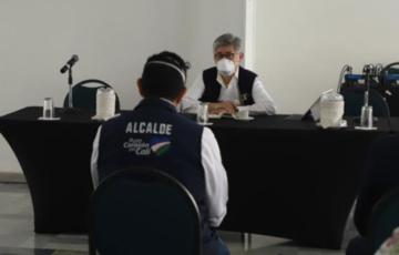 Alcalde de Cali se reunió con la CIDH e insiste en el diálogo para superar crisis en la movilidad