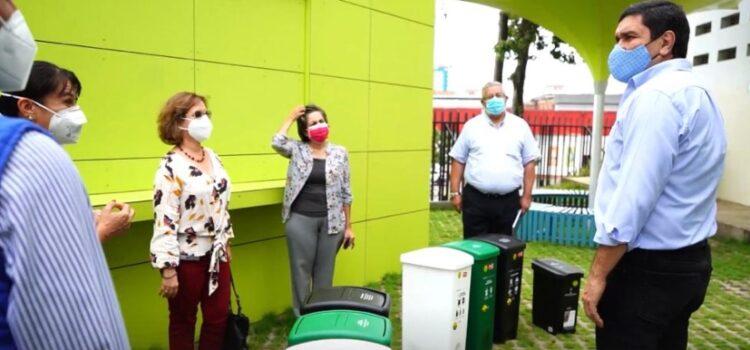 Se entregarán elementos de aseo y desinfección a colegios oficiales de Bucaramanga