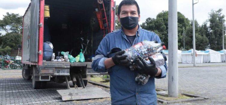 Reciclatón: Más de 23 mil kilos de residuos peligrosos se recolectaron en Bogotá