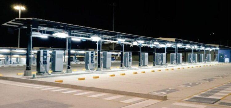 Bogotá ya cuenta con cuatro patios de buses, 100 % eléctricos