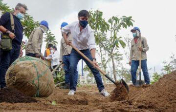La Alcaldía de Barranquilla lanza una nueva fase del programa 'Siembra'