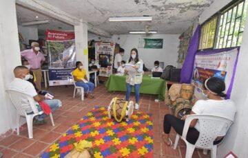 Entregan capital semillas a nuevos emprendimientos verdes en Cartagena