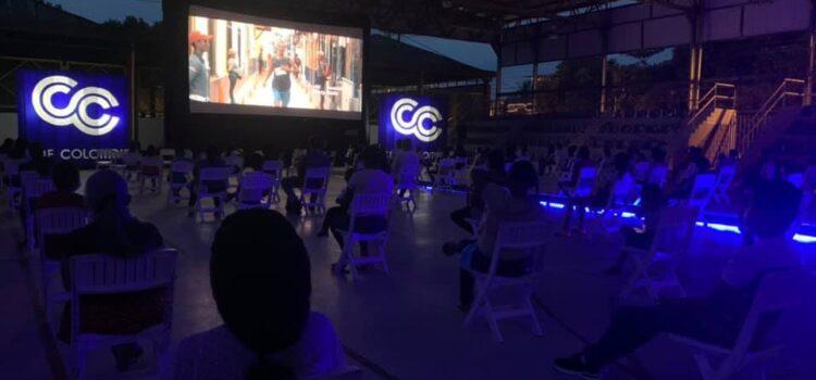 La Ruta 90 de Cine Colombia llegó a la ciudad de Arauca
