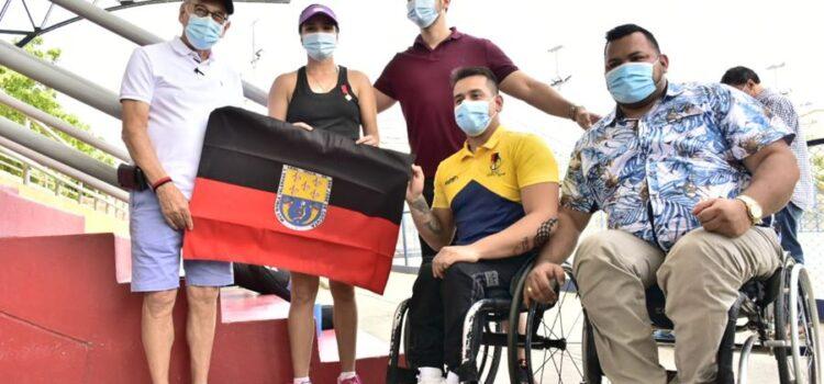 Alcalde de Cúcuta exaltó a los deportistas olímpicos de la ciudad