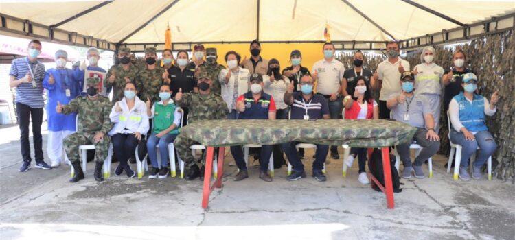 La alcaldía de Cúcuta avanza en el Plan integral de seguridad San José
